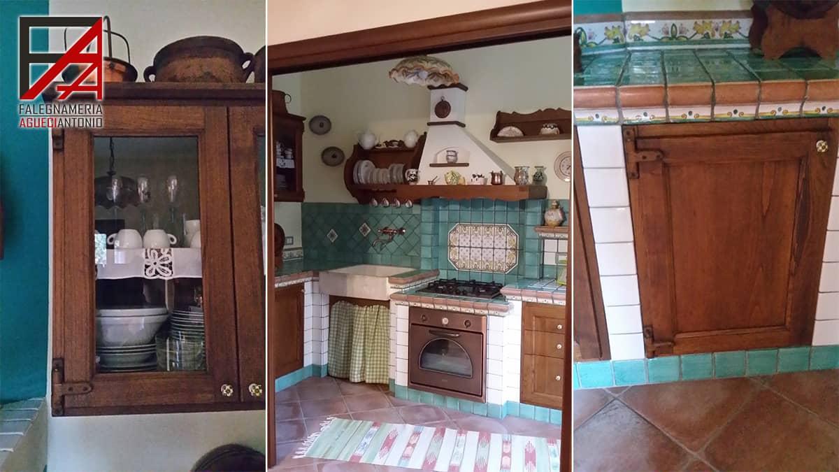 Falegnameria Agueci Antonio - complementi di arredo per cucina in ...